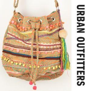 Urban Outfitters Ecote Urban Safari Satchel Bucket